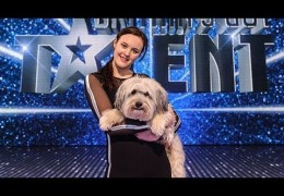 Ashleigh and Pudsey's 2012 Dog Agility on Britain's Got Talent
