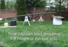 How To Shape Your Dog On The Teeter Or See-Saw