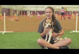 The Rest of Natalie and Mia's Dog Agility Story
