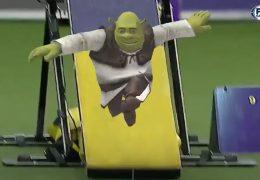 Shrek Agility